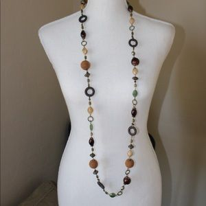 Long or Short Multi Length Necklace